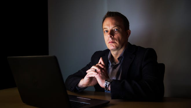 "Dan Saia, owner of Hanover information technology business Aldan Computers, deals with malicious malware and ""ransomware"" that infect his clients computers, holding their valuable data and files for ransom. The businessman was also a target of one of these attacks himself."