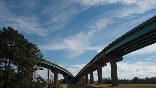 Alabama officials said they need $250 million to $300 million to finish the outer loop, which would help divert traffic from the city's downtown.