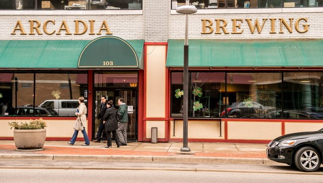 Arcadia Brewing Co. is located at 103 W. Michigan Ave. Battle Creek Unlimited currently owns the building.