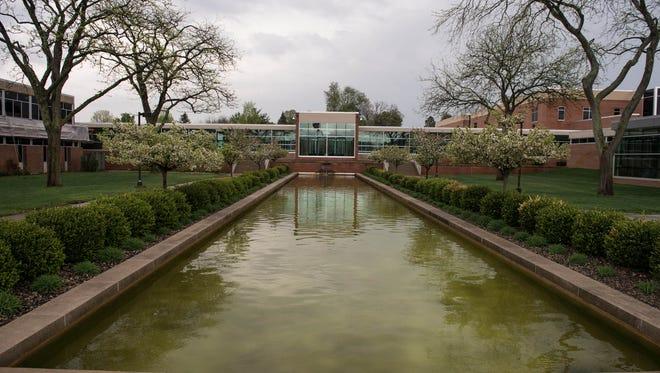KCC campus.