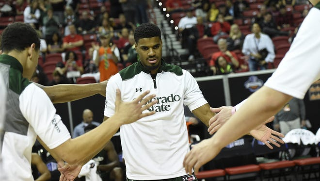 Former CSU point guard Antwan Scott will play for the Denver Nuggets in the 2016 NBA Summer League.