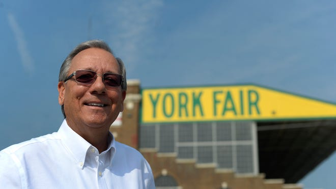 Michael Froehlich is the York Fair/York Expo Center general manager.
