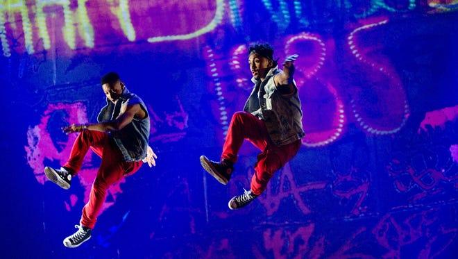 """""""The Hip Hop Nutcracker"""" arrives Dec. 11 at the Fox Theatre."""