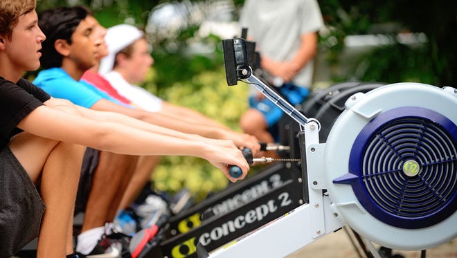 Learn to Row is Saturday in Palm City and Juno, and next weekend in Sebastian.