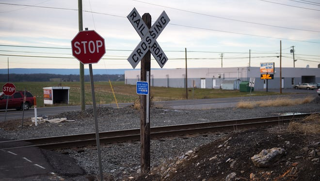 Norfolk Southern wants to close the crossing at Lightouse Road (at the edge of US 11). It's seen 9 train-vehicle crashes since 1988.
