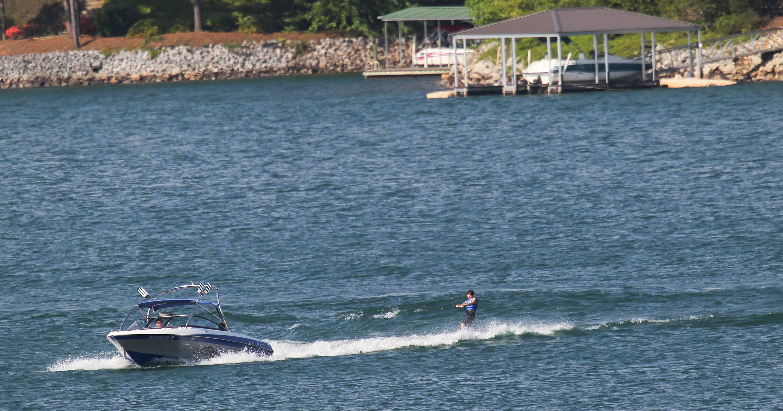 Lake Keowee deaths: One spot is the most deadly