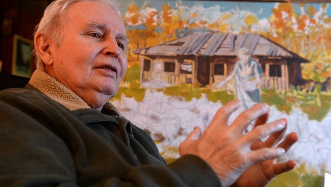 Western artist and Blackfeet Tribal member Gary Schildt has his work on display at the C.M. Russell Museum.