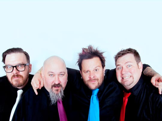 Bowling for Soup will perform April 1 at the Hi-Fi.