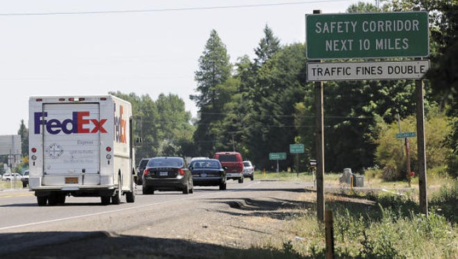 Safety corridor designation for Highway 34 between Corvallis and Tangent is being lifted. State highway officials say safety improvements associated with the corridor have lowered the rate of serious accidents well below the state average.