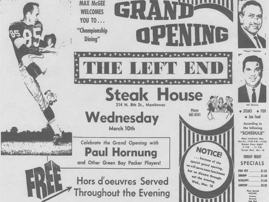 Left End Steak House