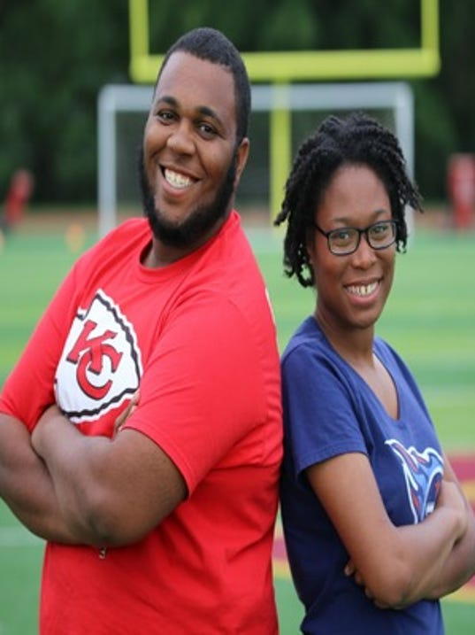 Engagements: Dricka Sparks & Daniel Simmons