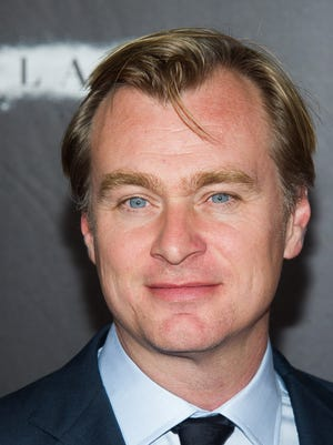 "Christopher Nolan attends the ""Interstellar"" premiere on Monday, Nov. 3, 2014 in New York. (Photo by Charles Sykes/Invision/AP)"