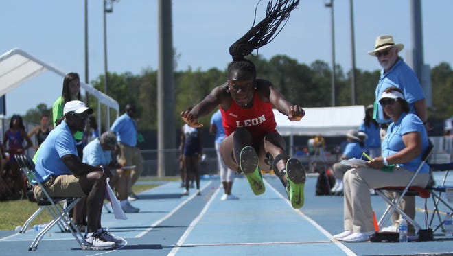 The 2018 FHSAA Track & Field State Championships at UNF in Jacksonville, Friday, May 4, 2018.