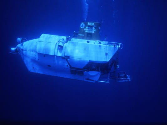 Extreme Deep Titanic model