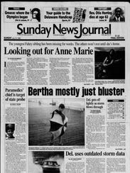 July 14, 1996 cover of The News Journal