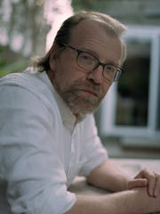 Author George Saunders.
