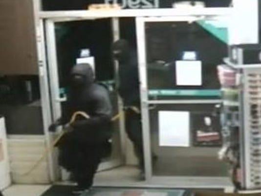 burglars Clint