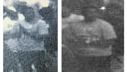 Hattiesburg police are hoping these photos will help them find a man identified as a person of interest in connection to a shooting Friday night at a Hattiesburg restaurant.