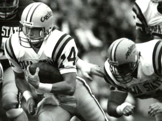 Marv Seiler Iowa State Football