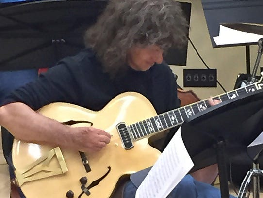 Pat Metheny, artist-in-resident of the 2015 Detroit