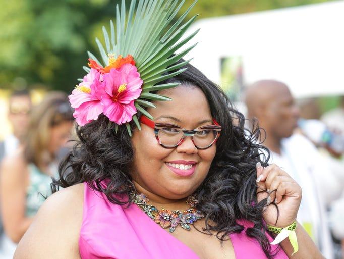 Sierra Holmes of Eclectic Kurves curvy girl fashion
