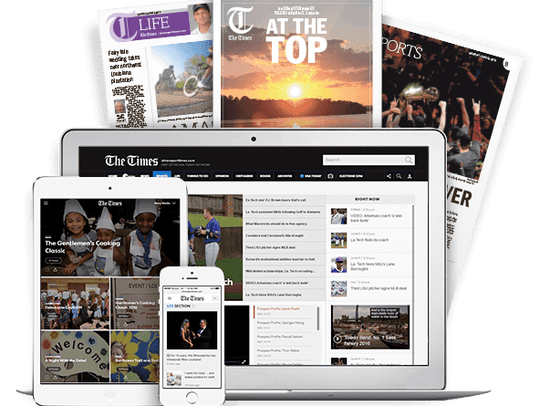 Get the latest Shreveport-Bossier news with a digital