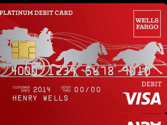 Change Design On Wells Fargo Card