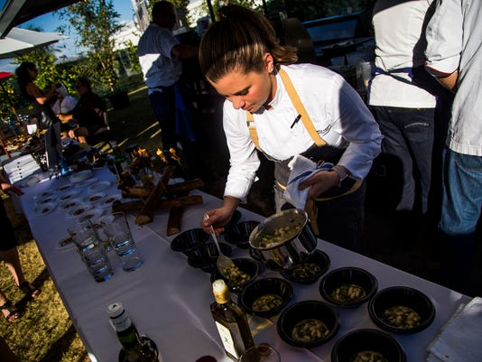 azcentral.com Food and Wine Experience 2016 Day 1