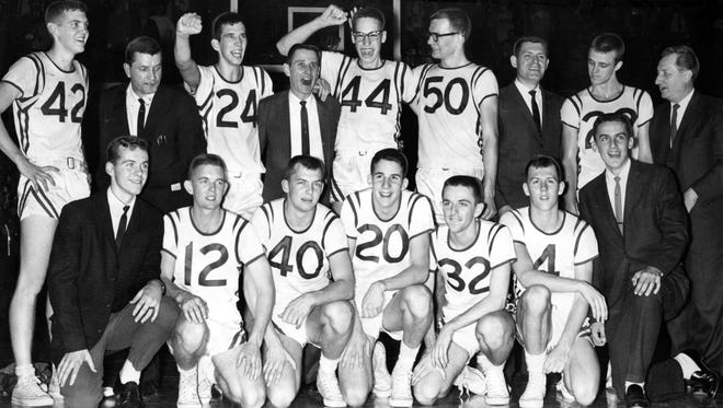 Evansville Bosse defeated East Chicago Washington 84-81 to win the 1962 state championship.