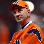 Tommy Tuberville resigns as head coach at Cincinnati