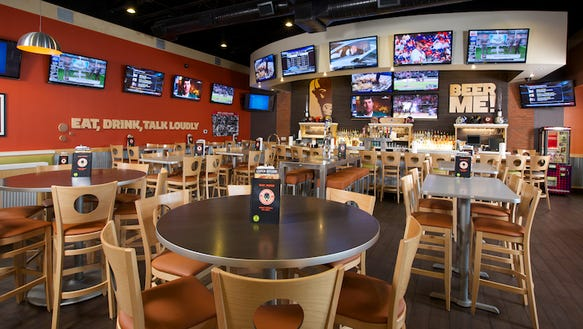 buffalo wings interior