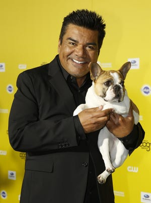 The World Dog Awards hosted by George Lopez on the CW Network