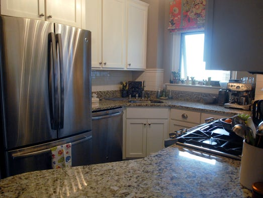 tile backsplash pictures for kitchen highlands condo alight with sentimental heirlooms home 8470