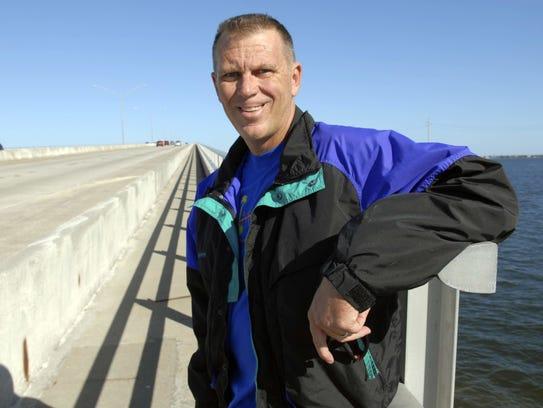 Mitch Varnes organized the Sebastian Inlet Pro from