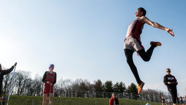 Flying high: Young Bermudian Springs' jumpers hitting new heights
