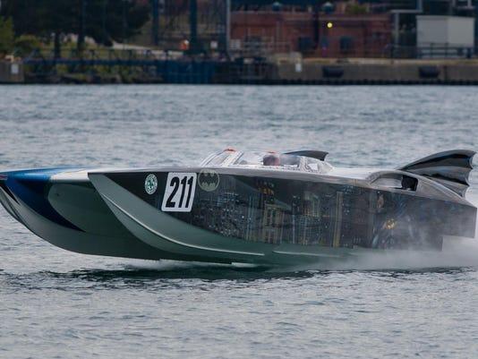 PTH0809 BOAT RACES