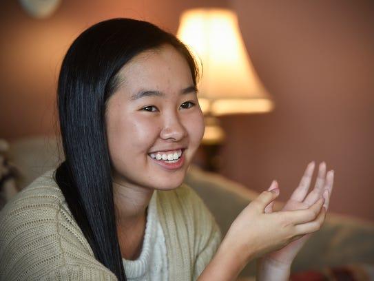 Shiu Tsuda talks about her experiences as an exchange