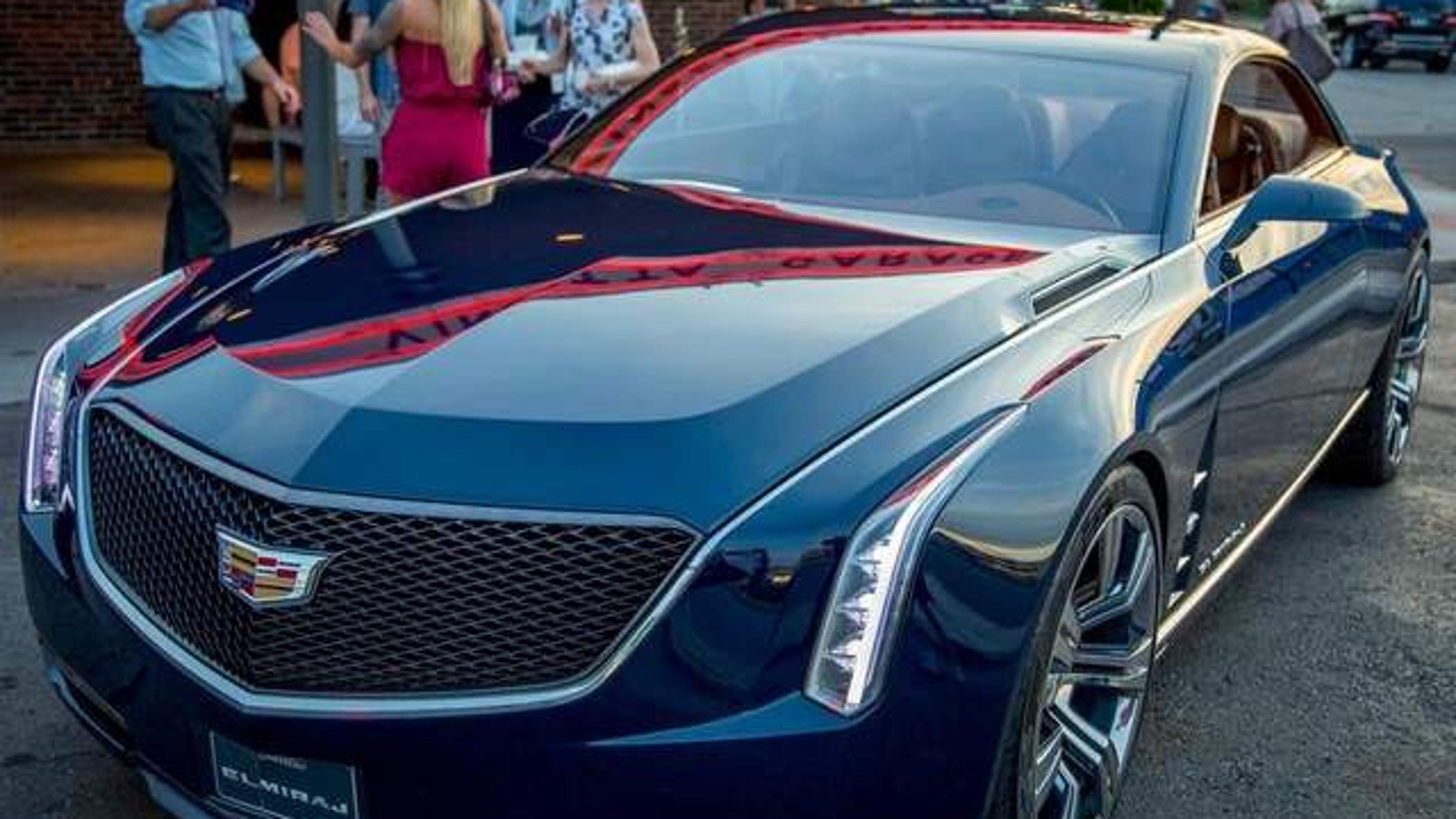 2017 Cadillacs May Have Beginnings Of Driverless Tech