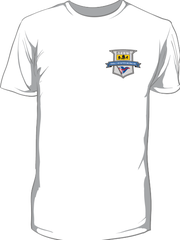 The official Port Huron-to-Mackinac Island Sailboat race T-shirt will be available for $20 at area Meijer stores.