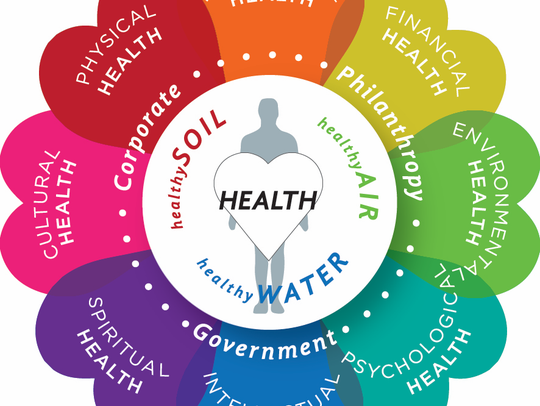 Health and Harmony logo