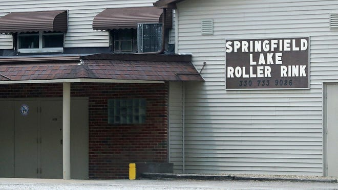 Springfield Lake Roller Rink is pictured Sunday, June 21, 2020, in Lakemore, Ohio.