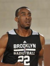 Brooklyn Nets guard Markel Brown has an oblique strain.