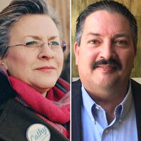 Live Video: Cathy Myers and Randy Bryce face off in Democratic primary debate in bid for Paul Ryan's seat