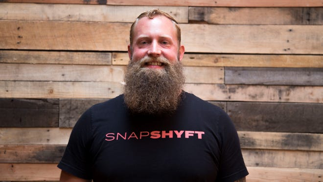 Thor Wood, co-founder and CEO of SnapShyft.