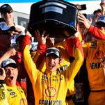 Joey Logano through the years