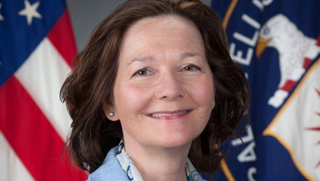 CIA Deputy Director Gina Haspel