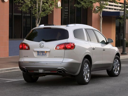 Gm recalling nearly 780k suvs for power liftgate issue for General motors suv models