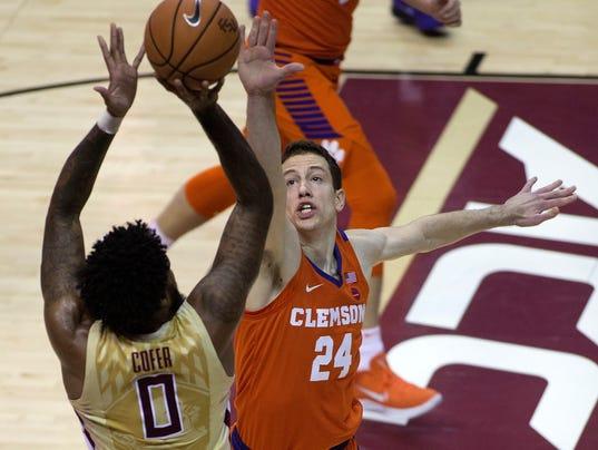 NCAA Basketball: Clemson at Florida State