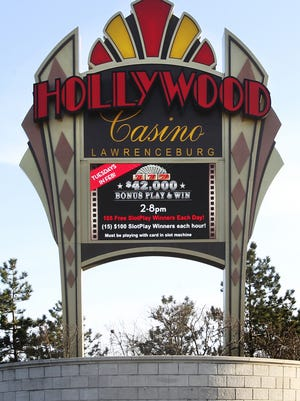 Having the Hollywood Casino & Hotel in town has provided Lawrenceburg with casino money the Southeastern Indiana town is using for massive redevelopment projects. Photographed on Monday, February 25, 2013. Charlie Nye / The Star.