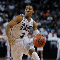 Head held high: Person's career one of Troy's best